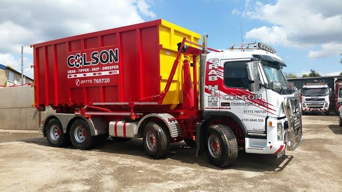 colson sadlers waste roll on roll off
