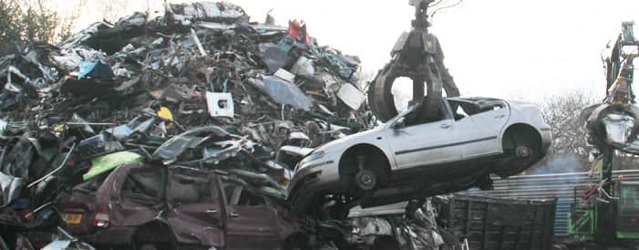 colson sadlers waste vehicle-scrapping
