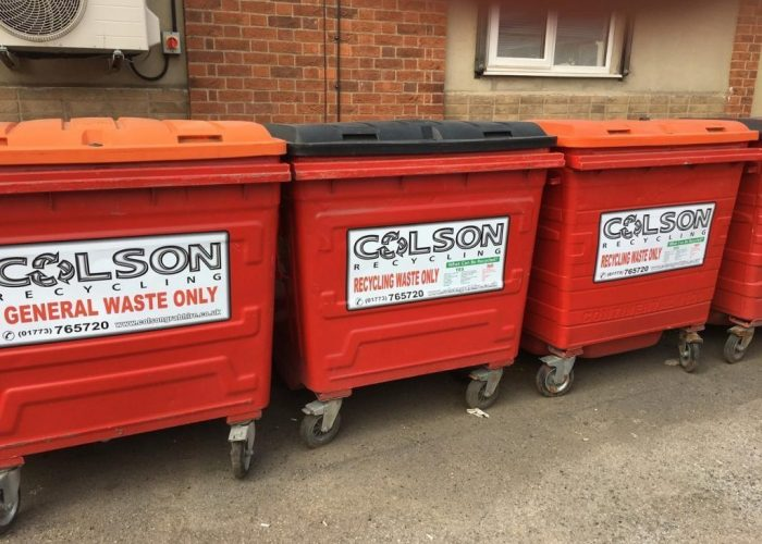 commercial waste collection derby