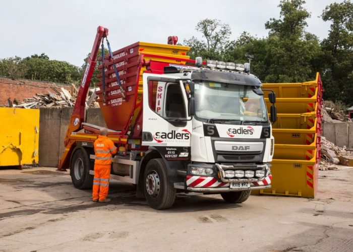 skip hire Worksop
