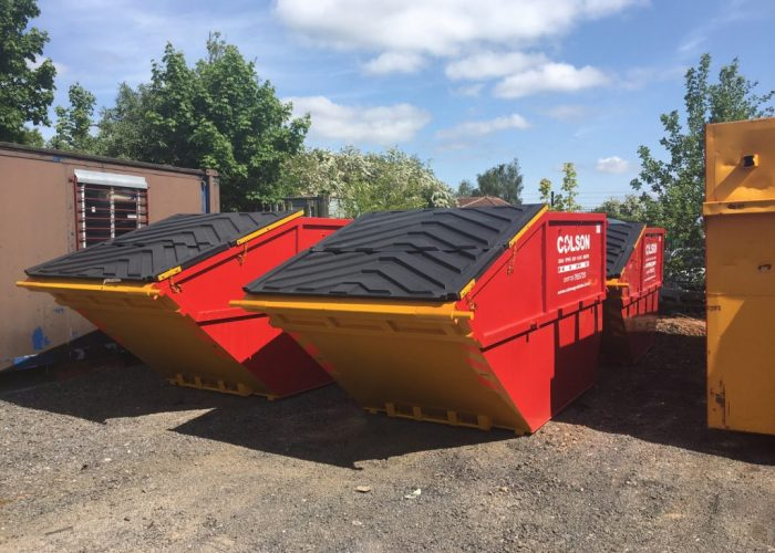 skip hire Eckington