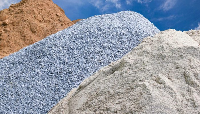 aggregates Chesterfield