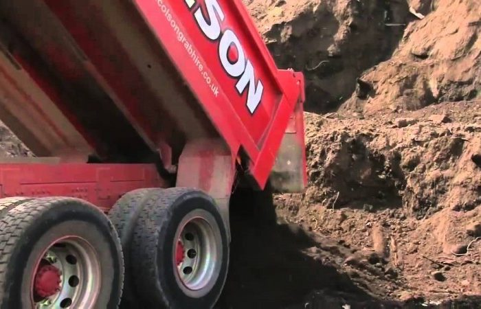 tipper hire Ollerton and Boughton