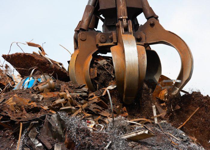scrap metal collection location 2