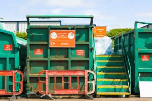 ryan colson recycling centre